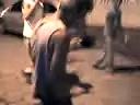 o bebadu dançandu psy e creu