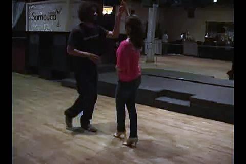 LONG ISLAND SALSA-LONG ISLAND SALSA DANCE-LONG ISLAND SALSA DANCE LESSON  Salsa Level 2 PaThu13May10