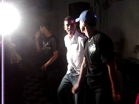 Dança Creu nos 15 anos da thamires