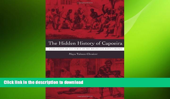 READ  The Hidden History of Capoeira: A Collision of Cultures in the Brazilian Battle Dance  GET