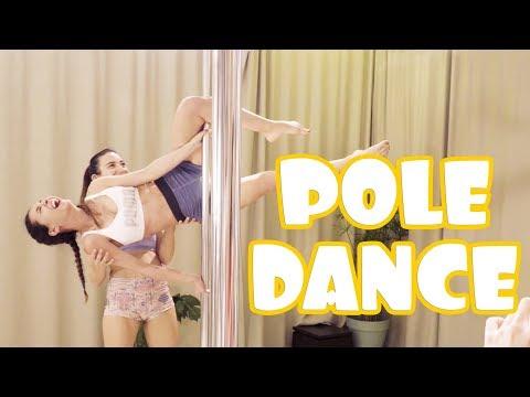 En Sevdiğim Spor Rutinim | Pole Dance