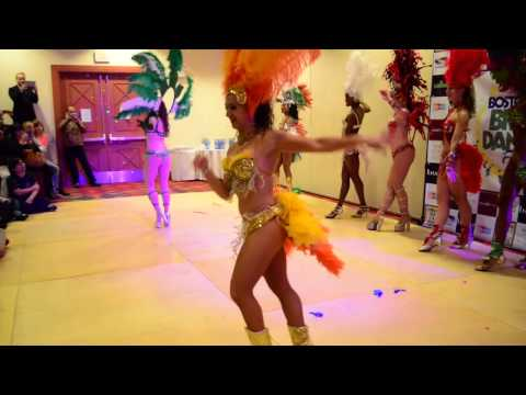 Boston Brazil Dance Festival 2014 – Moves & Vibes: Samba Divas
