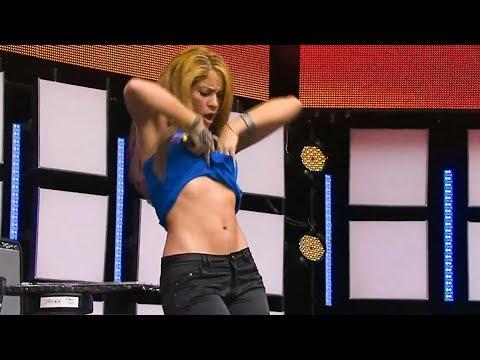 Shakira Sexy Dance Compilation