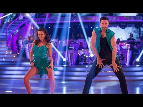 Georgia May Foote & Giovanni Pernice Salsa to 'You Make Me Feel' – Strictly Come Dancing: 2015