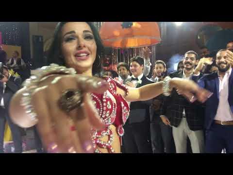 ALLA KUSHNIR BELLY DANCE WEDDING IN CAIRO 2018/أللا كوشنير رقص شرقي ميچانسي فرح في القاهرة ٢٠١٨