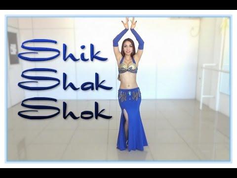 Nancy Ajram – Shik Shak Shok Dance by Black Shine – Choreo by Monica (Belly Dance)
