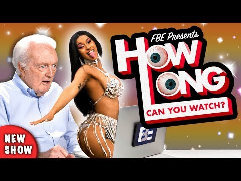 How Long Can Elders Watch Cardi B Twerk? | How Long Can You Watch?
