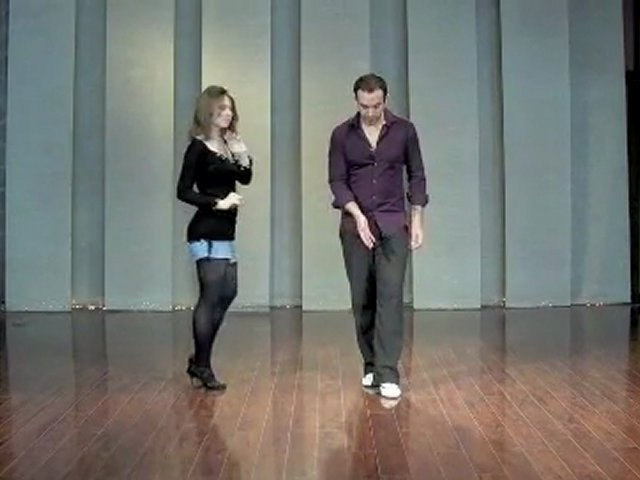 Salsa Dancing – Follows: Basic Footwork (Drills to Improve Partnership) SalsaLessons.tv Learn How to Dance Salsa
