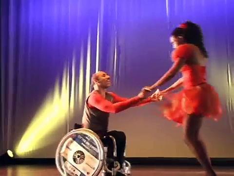 CRS – Trailer do Show MPB Dança Espetacular – Wheelchair Dance – Dança em Cadeira de Rodas