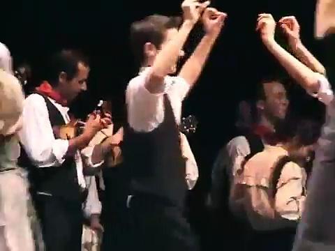 Danças e Cantares do Douro Litoral do Orfeão Universitário do Porto