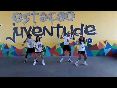 Toma créu- Mc MM Léo Santana ( Style Dance)