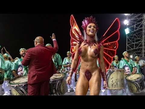 São Paulo Carnival 2019 [HD] – Floats & Dancers | Brazilian Carnival | The Samba Schools Parade