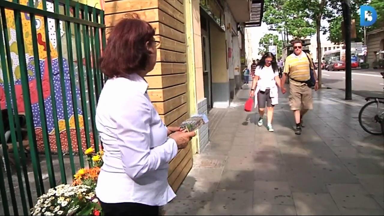 L'eix comercial de Creu Coberta s'obre al turisme