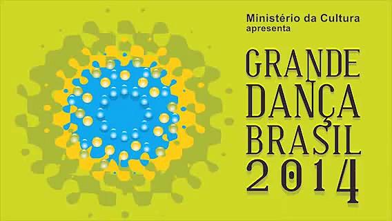 Grande Dança Brasil 2014 – Ensaio do grupo Oficina de Dança