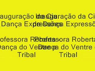 Inauguração Cia. de Dança Expressões – Dança do Ventre e Tribal – 29/01/2011