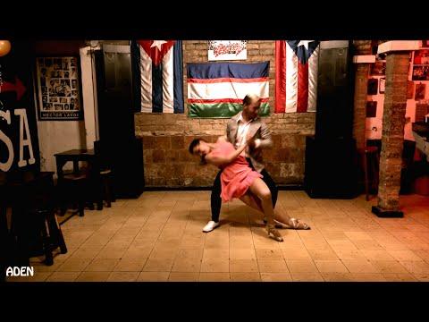 Salsa Dancing – Colombia