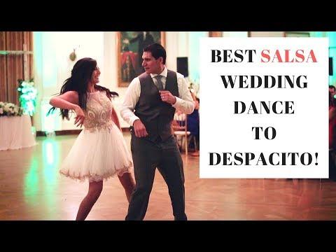 The Best Wedding Salsa Dance to Despacito!! -Luis Fonsi