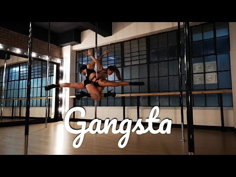 Gangsta by Kehlani | Pole Dance Doubles | The Pole Project | Cape Town
