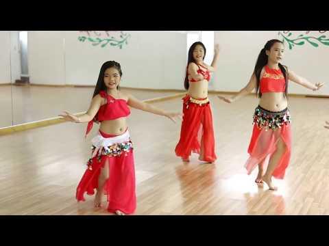 Belly Dance For Kid (I Wana Dance) –  Trang Selena Bellydance