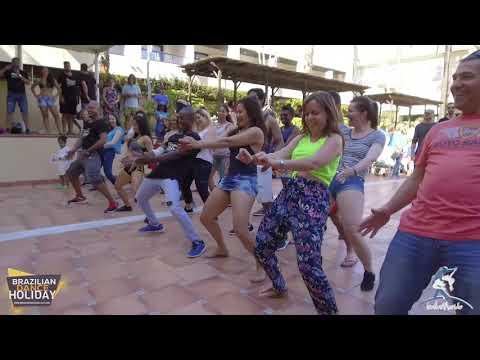 Baila Mundo – Desafio do Créu (Brazilian Dance Holiday 2019)