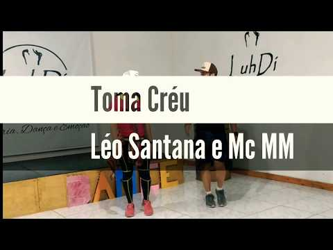 Toma Créu – Léo Santana e MC MM – Coreografia LuhDi ZUMBA BRAZILIAN FUNK