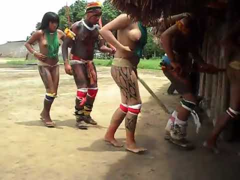 Brazil indigenous dance | Tears Of The Girls In Amazon Rain Forest – 아마존의 눈물 EP.06