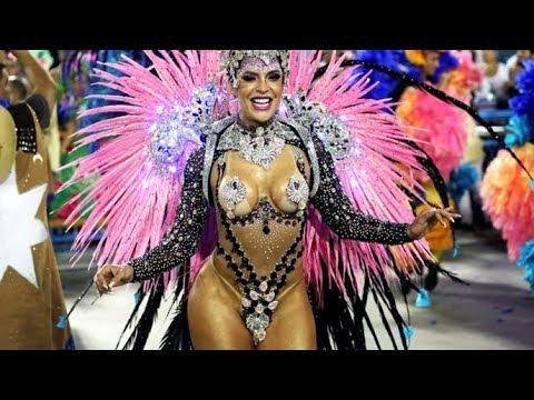 Rio Carnival 2019 [HD] – Floats & Dancers | Brazilian Carnival | The Samba Schools Parade
