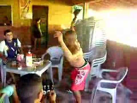 Neguim dançando Créu no Calumbi – MA