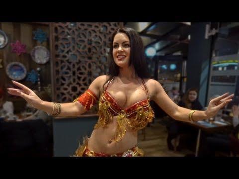 Turkuaz Restaurant London – Belly Dance