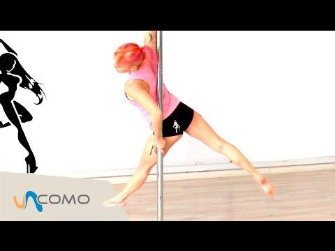 Movimientos básicos de Pole Dance – Pole sport