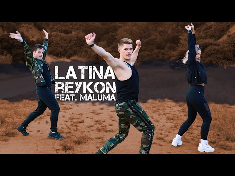 Latina – Reykon feat. Maluma | Caleb Marshall | Dance Workout