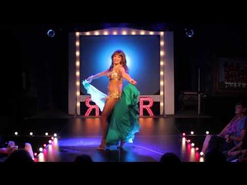Alia Mohamed – Vintage Style Belly Dance – Belly Dance for Arabian Nights
