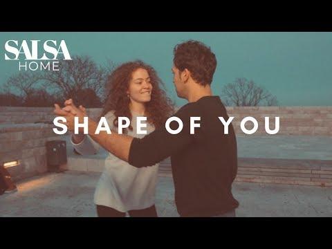 Ed Sheeran – Shape of you – Salsa dance – Daniel Rosas & Denise Fabel (2019)