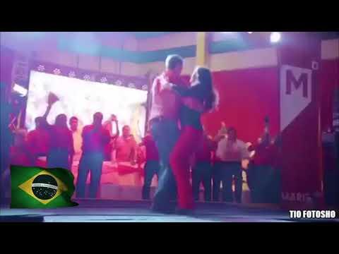 Abdo Benítez Dança do Créu
