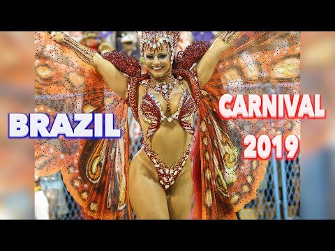Rio Carnival BRAZIL 2019- Best of Highlights – Beautiful Dancers -MEJORES MOMENTOS