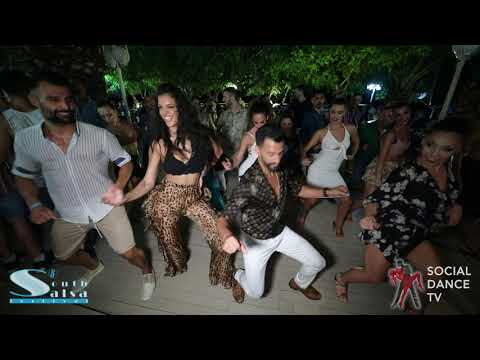 Dance Animation | 5th South Salsa Festival 2019 (Greece)