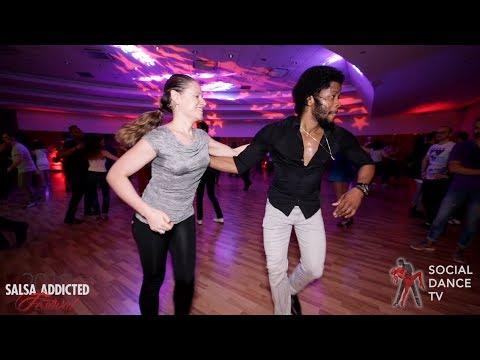 Terry SalsAlianza & Annabelle – Social Dancing | Salsa Addicted Festival 2019