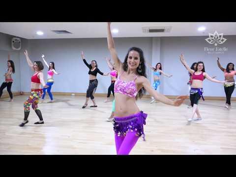 Belly Dance Level 1/2 at Fleur Estelle Dance School in London