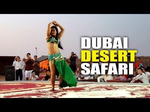 এরাবিয়ান বেলি ড্যান্স – DUBAI DESERT SAFARI – BELLY DANCE –  ARABIAN DANCE
