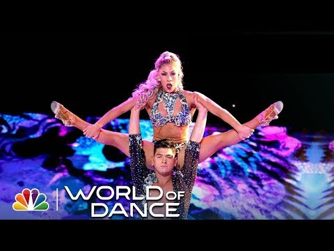 Karen y Ricardo WOD 2018 All Performances – Incredible Salsa Cabaret Couple – World Champion Dancers