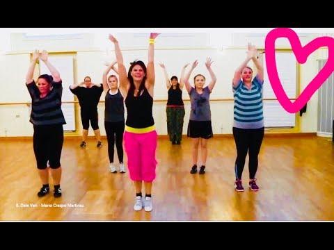 Latin Dance Fitness Class 3 *NEW*