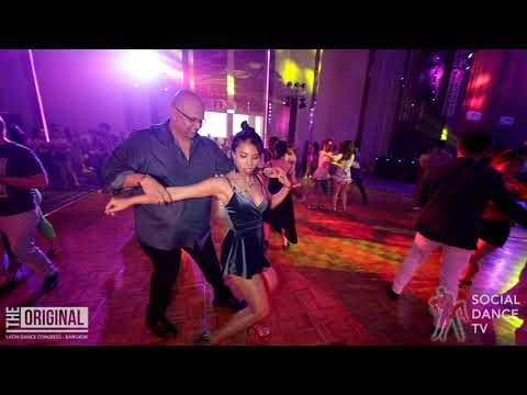 Super Mario & Brenda Liew – Salsa Social Dancing | The Original Latin Dance Congress 2019 (Bangkok)