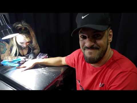 Primeira Tatuagem  Do Créu