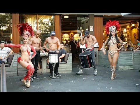 Latina Dance I Darling Harbour AWESOME