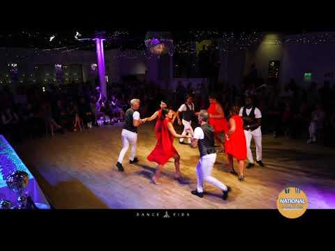 SONRISA LATINA from Tropical Sundsvall – Rueda de Casino in Choreography | by Dance vida