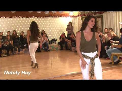 Belly Dance Nataly Hay dança do ventre baile 2018 ריקודי בטן נטלי חי רקדנית בטן