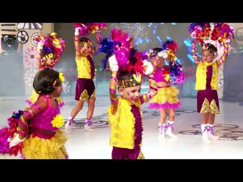 Brazil – Dance by Diya @ New Baldwin International School