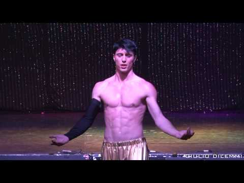 MALE BELLY DANCE – KARSHILAGALA DRUM SOLO – DESERT ROSE FESTIVAL EILAT