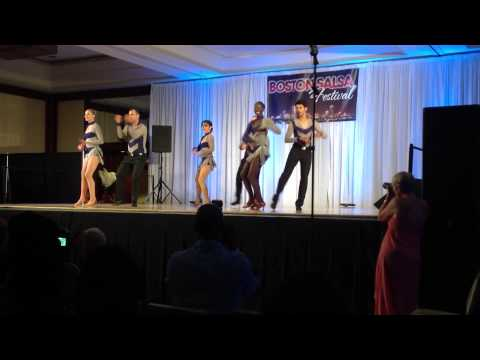 Noche Latina Dance Company – 2013 Boston Salsa Festival