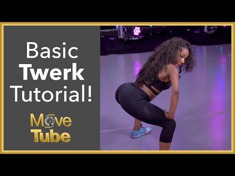 Learn Step by Step Beginner Twerk From Kelsey Mobley! Part 1